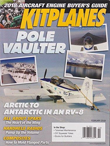 - Kitplanes Magazine February 2018