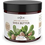 Shea Butter 100% Raw, Unrefined (16 oz, Cold-pressed, Skin and Hair Care, DIY for Whipped Body Butter, Facial Lotion and Cream, Hand Cream, Lip Balms, Soap, etc.)
