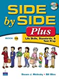 Side by Side Plus 1 Student Book a (with Gazette Audio CD), Molinsky and Molinsky, Steven J., 0132090104
