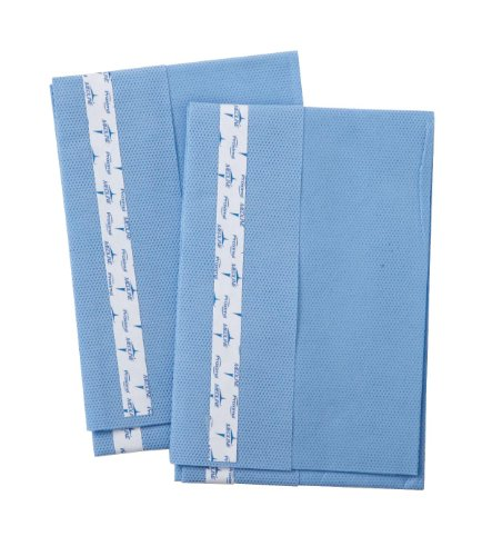 Medline DYNJP2408 Sterile Surgical Utility Drapes with Tape, X-Large, 30'' Length, 20'' Width (Pack of 50) by Medline