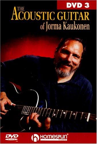 DVD - The Acoustic Guitar of Jorma Kaukonen #3