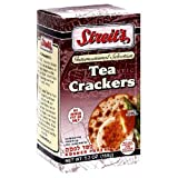 Streit's Matzo Crackers, Tea Matzo Cracker, 5.3-Ounce Boxes (Pack of 12) by Streit's