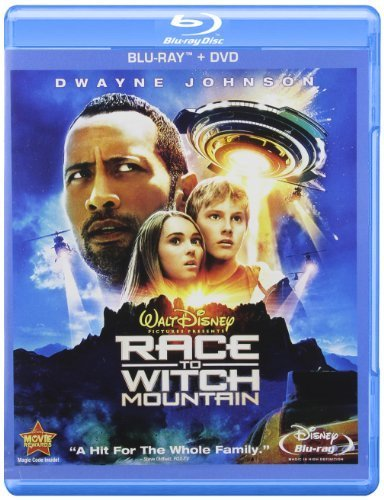 Race to Witch Mountain [Blu-ray] by Walt Disney Studios Home Entertainment