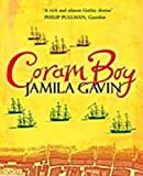 Front cover for the book Coram Boy by Jamila Gavin