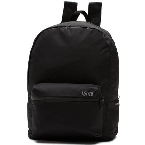 Vans - Mochila casual negro negro