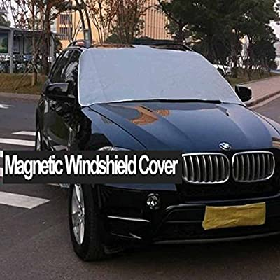 Magnetic Water-repellent Car Windshield Water-repellent Snow Ice Protector Cover