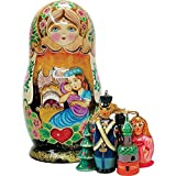 Motherly Love Nest Doll With Ornaments 9''