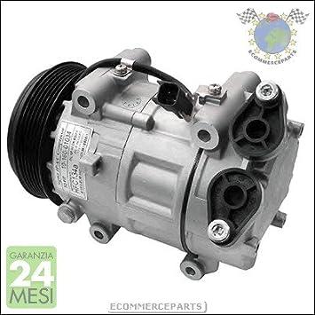 CKM Compresor Aire Acondicionado SIDAT Ford Focus C-Max Diesel: Amazon.es: Coche y moto