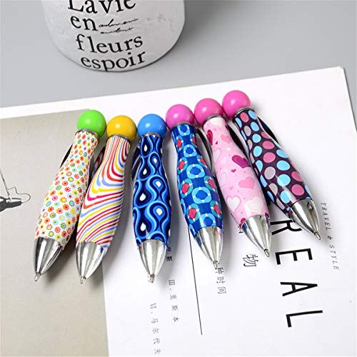 (Graffiti Short fat Shape Kawaii Cute Fine Point Roller Ball Pens Set for Smooth Writing Pens Ballpoint Pens For School Office Products)