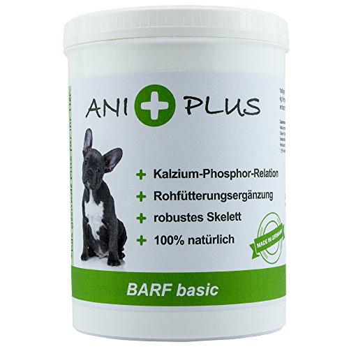 AniPlus - BARF basic 700 g die Rundumversorgung mit allen notwendigen Nähr- und Mineralstoffen für Hunde