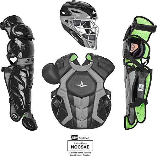All Star System7 Axis Pro Catchers product image