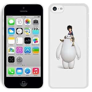 Unique Designed Cover Case For iPhone 5C With Ah Hero Illust Art Disney Cute (2) Phone Case Kimberly Kurzendoerfer