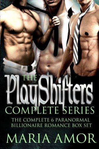 Download PlayShifters - The Complete Paranormal Romance Box Set pdf epub