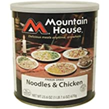 Mountain House Noodles & Chicken #10 Can Freeze Dried Food - 6 Cans Per Case by Mountain House