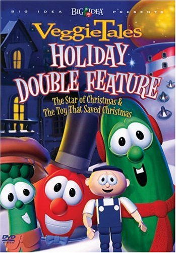 VeggieTales Holiday Double Feature - The Toy That Saved Christmas / The Star of Christmas