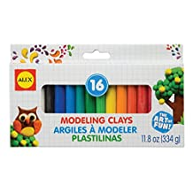 ALEX Toys - Modeling Clay - 16 Colors