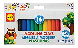 ALEX Toys Artist Studio 16 Modeling Clay