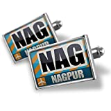 Cufflinks Airportcode NAG Nagpur - Neonblond