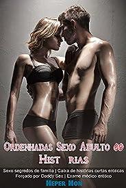 Ordenhadas - Sexo Adulto 69 + Histórias: Sexo segredos de família | Caixa de histórias curtas eróticas | Força