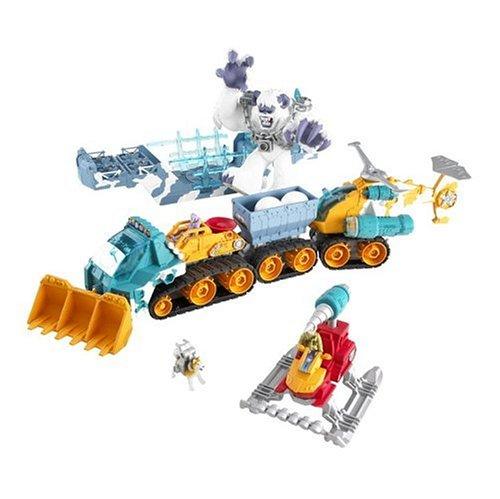 Mega Rig Arctic Adventure Snow Monster Mission