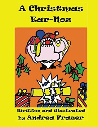book cover of A Christmas Ear-noz
