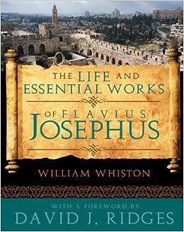 The Life and Works of Flavius Josephus