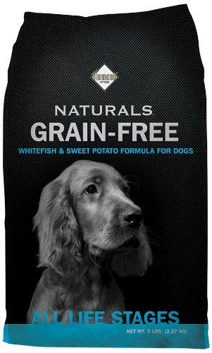 Diamond Grain Free Pet Food, Whitefish and Sweet Potato, 5-Pound by Diamond