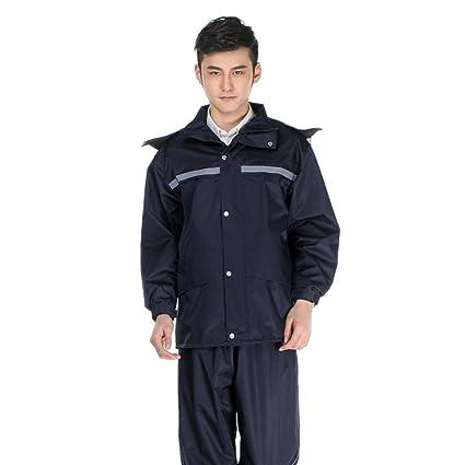 Waterproof clothing Adulto Grueso Impermeable Grueso ...