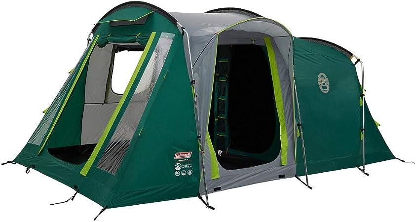 Coleman Mackenzie 4 Blackout 4 Man Tunnel Tent Green