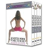 The Lotte Berk Method, 4 Disc Set: Basic Essentials, Hip Hugger Abs, Muscle Eats Fat, High Round Assets