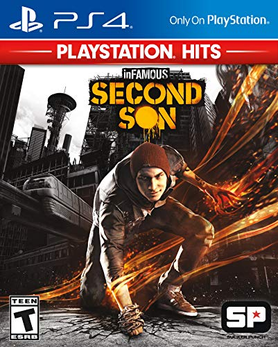 inFAMOUS Second Son - PlayStation 4 PlayStation Hits