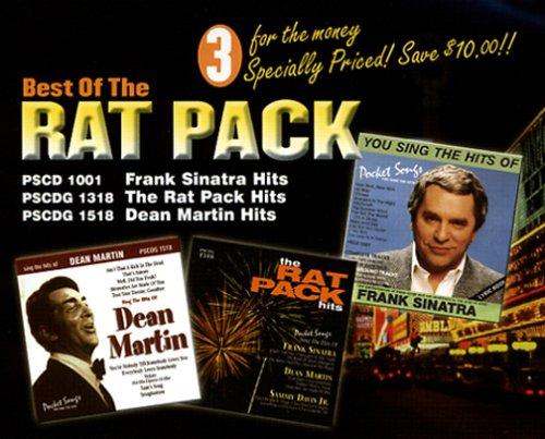 Sing The Best Of The Rat Pack (Frank Sinatra, Dean Martin, Sammy Davis Jr.) (Karaoke CDG)
