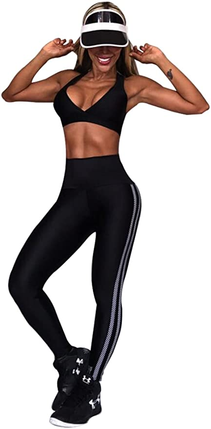 LEGGINGS TOP Colombiano - Talla unica - Ropa Deportiva Mujer Gym ...