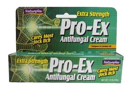(5 boîtes) Pro-Ex Clotrimazole crème antifongique 1% 7,5 Total oz
