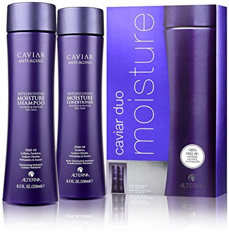 Alterna Caviar Moisture Hair Care Duo - 2 ct