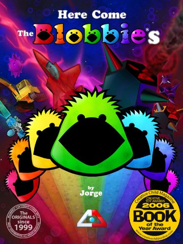 <strong>Two Brand New Kindle Freebies! Jorge's <em>HERE COME THE BLOBBIES</em> and Stephen Windwalker's <em>KINDLE FREE FOR ALL</em></strong>
