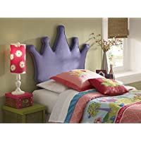 Powell 197-038 Princess Crown Headboard, Twin