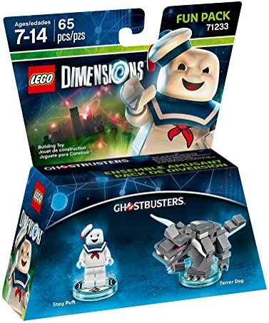 Lego Dimensions Ghostbusters Stay Puft Fun Pack by Warner Bros Games: Amazon.es: Videojuegos