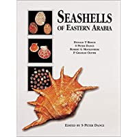 Seashells of Eastern Arabia by Donald T Bosch - Hardcover