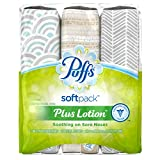 Puffs Plus Lotion Facial Tissues 96 2-PLY, 3 count