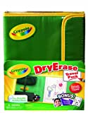 Crayola Dry Erase Activity Center Travel