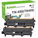 Aztech 2 Pack Replacement for Brother TN450 TN420 - Best Reviews Guide