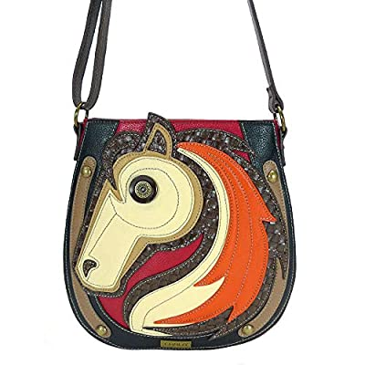 Chala Horse Crossbody Handbag Horse Lovers Purse