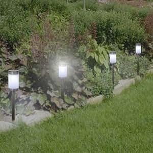 Süd Solar lámpara solar Santos, 4unidades)