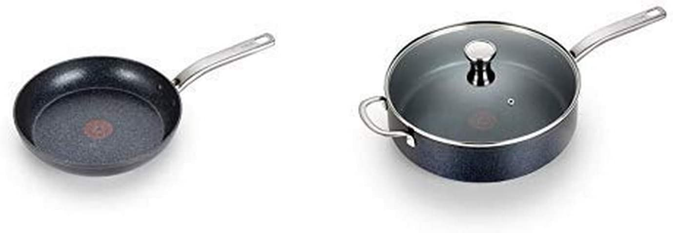 T-fal G10405 Fry Pan Cookware AND G10482 Jumbo Cooker