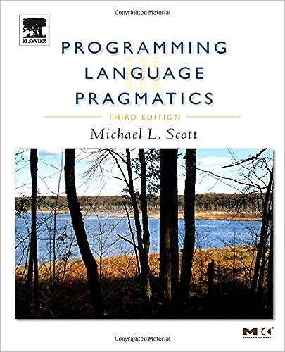 Programming Language Pragmatics, Third Edition