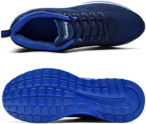 5175Xi2HYvL. AC GOOBON Air Shoes for Men Tennis Sports Athletic Workout Gym Running Sneakers Size 7-12    Product Description