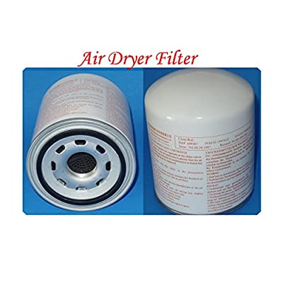 Oki Data Americas Air Dryer Filter 4324100202 1907612 Fits :Freightliner - Mack - Volvo - Bluebird Cummins - Mack - Ihc/navistar Kenworth -Peterbilt -Prevost - Sterling - Volvo - Western Star: Automotive