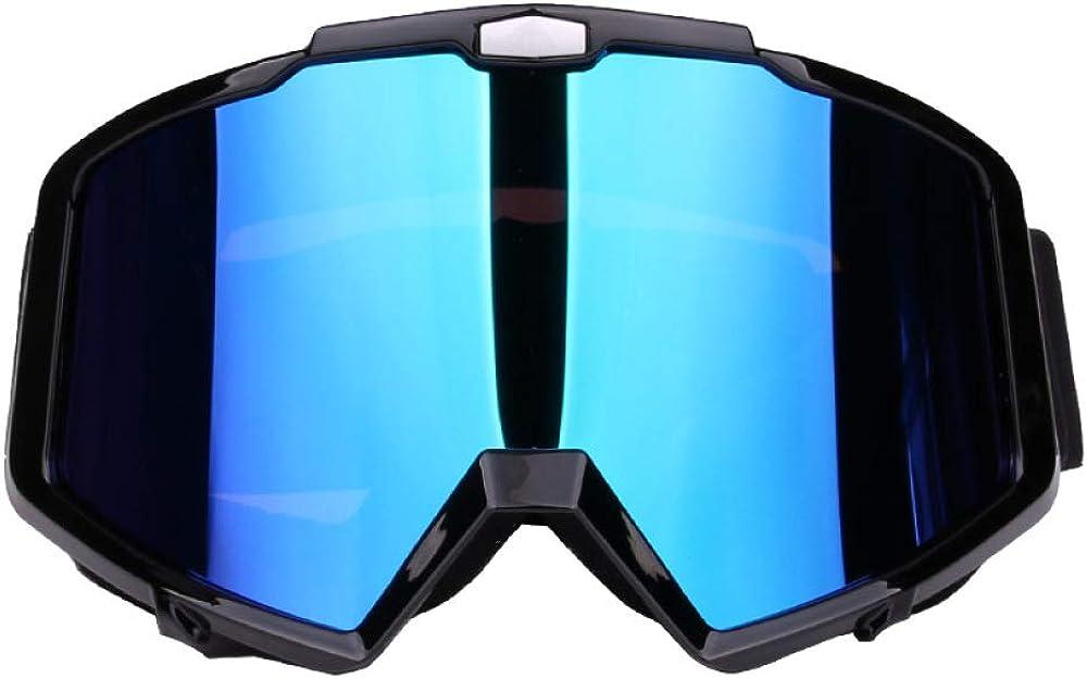SPXMX Gafas de moto gafas todoterreno a prueba de viento a prueba de polvo