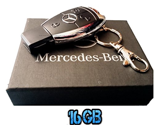 UK A2Z Sport Luxury Car 16GB Remote Key USB Flash Drive/Stick/Pen Drive. Sold in Presentation Box - Components A2z